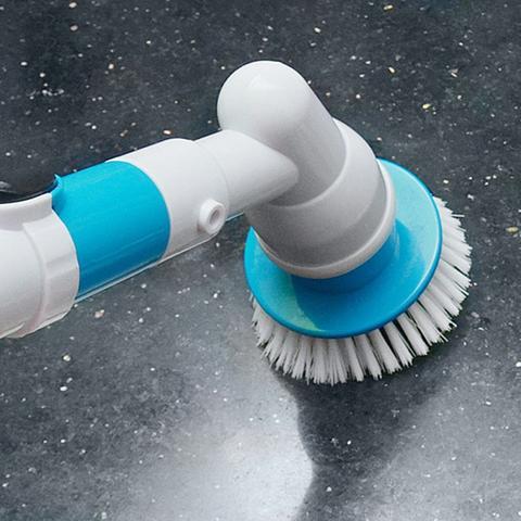 rund børste rengøring